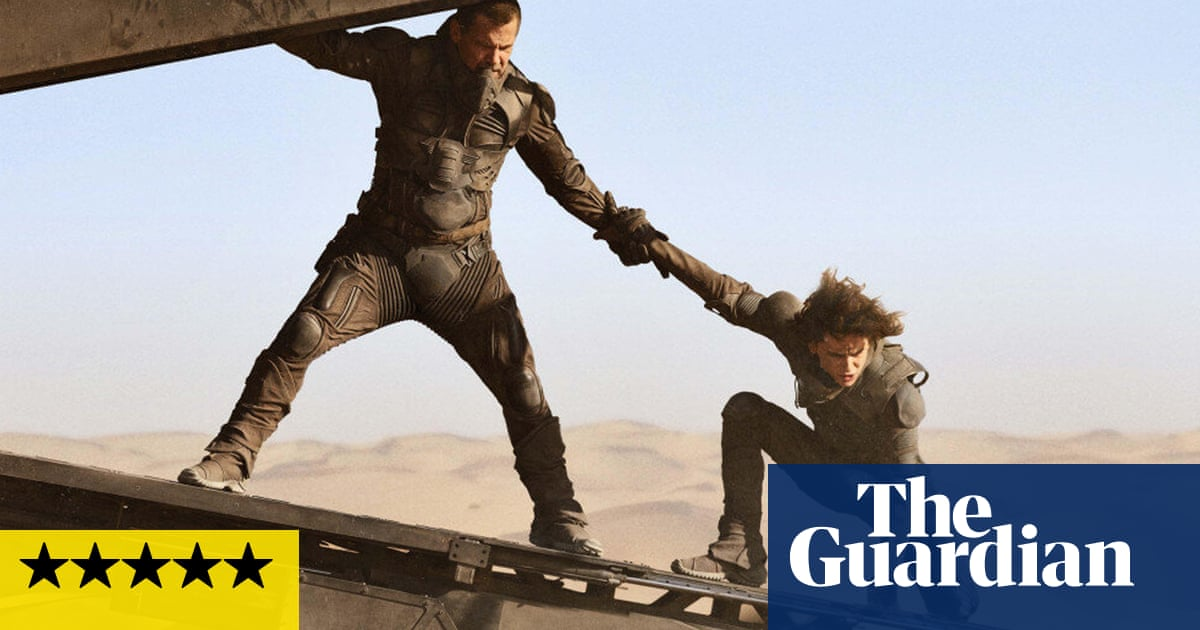 Dune review – blockbuster cinema at its dizzying, dazzling best