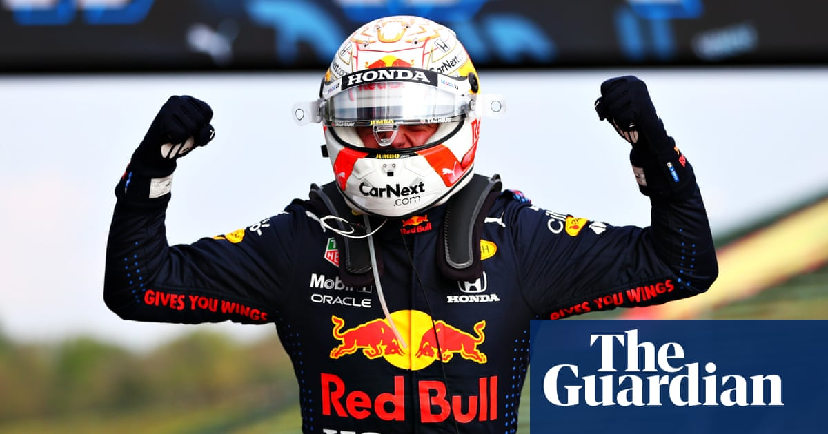 Max Verstappen wins Emilia Romagna Grand Prix after Hamilton blunder