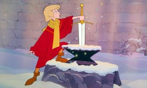 The Sword in the Stone: 'Stories give us choices.'
