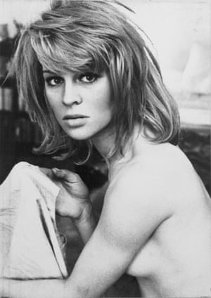Julie Christie, 1962 by Terence Donovan