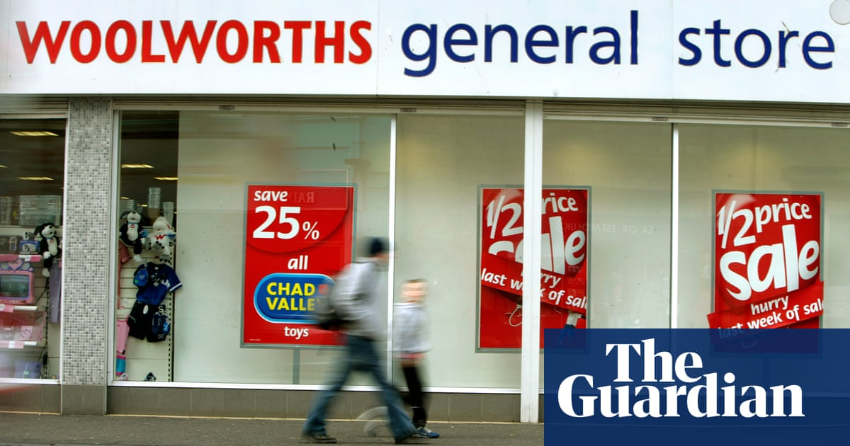 Woolworths high street relaunch turns out to be fake news