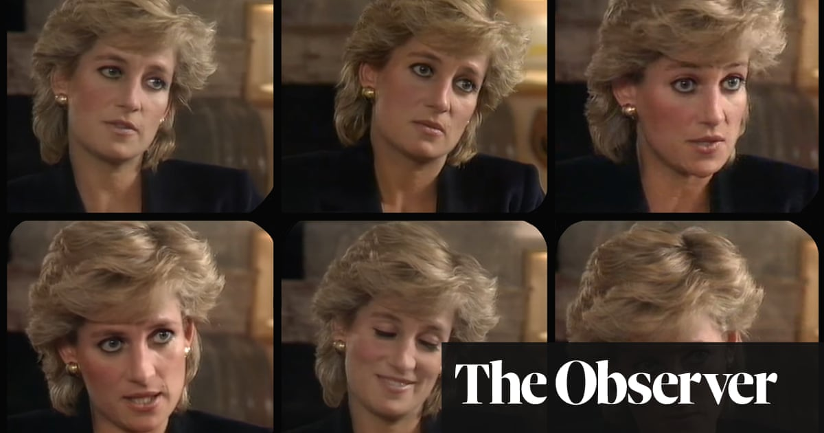 Princess Diana, her brother and the questions about the Martin Bashir interview that wont go away