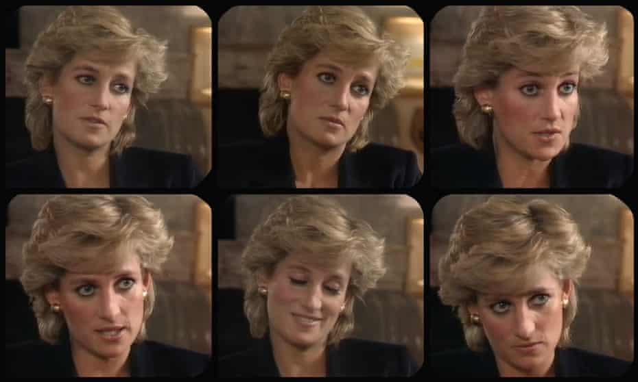 Princess Diana on Panorama