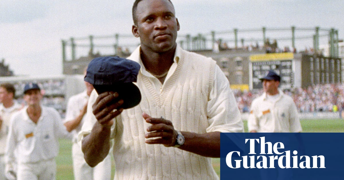 The Spin | Devon Malcolms Oval heroics a worthy focus for Black History Month