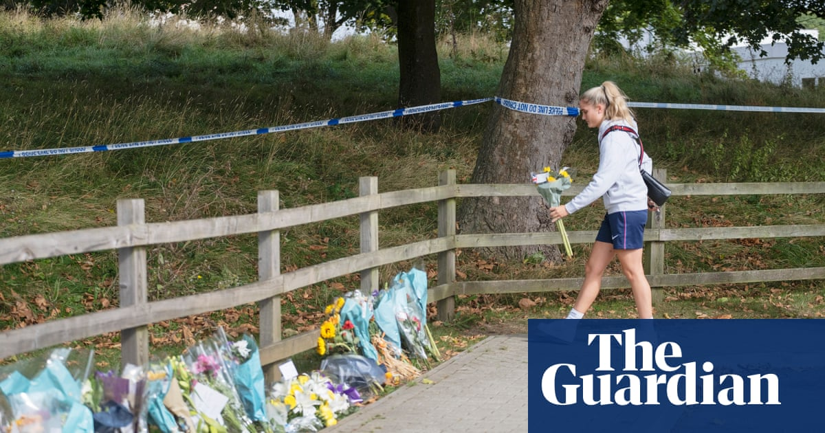 'I don't want them out alone': fearful Kidbrooke mourns Sabina Nessa