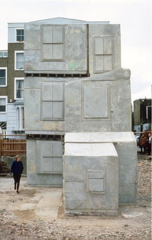 Rachel Whiteread's House: 'it was a very quiet work that needed to have some humility'