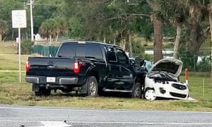 Four members of Bristol family die in Florida car crash | UK