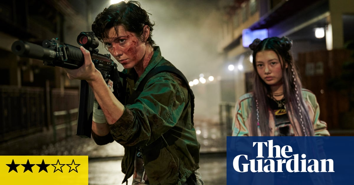 Kate review – stylish Netflix assassin thriller just about does the job