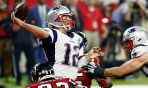 The jersey worn by Tom Brady during his historic Super Bowl comeback in  February has been recovered. Photograph  Gregory Shamus Getty Images 5c9569c5d