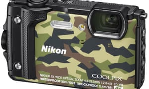 Nikon Coolpix W300 camera