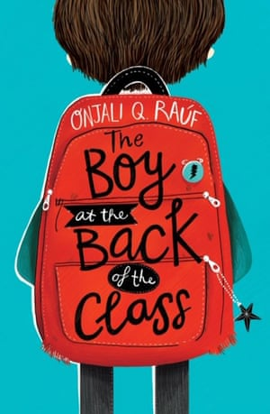 The Boy at the Back of the Class by Onjali Q Rauf which has won The Waterstones Children's Book Prize 2019.
