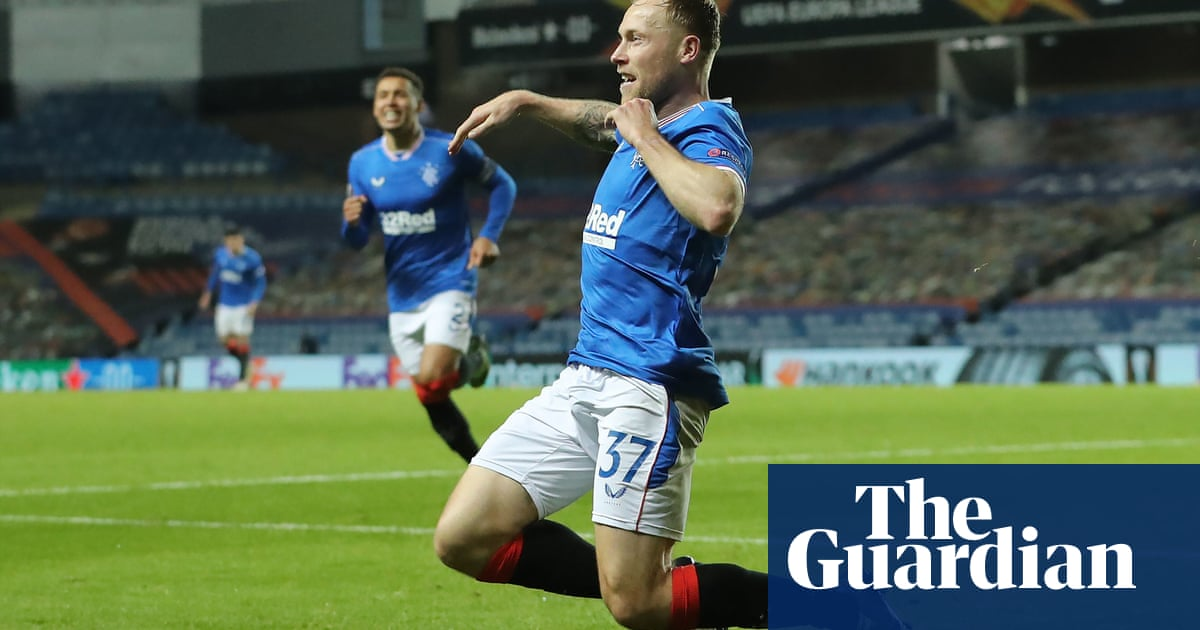 Europa League roundup: Rangers surge through in style but Dundalk lose again