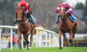 Samcro, right, suffered a shock defeat to Bedrock at Down Royal earlier this month.