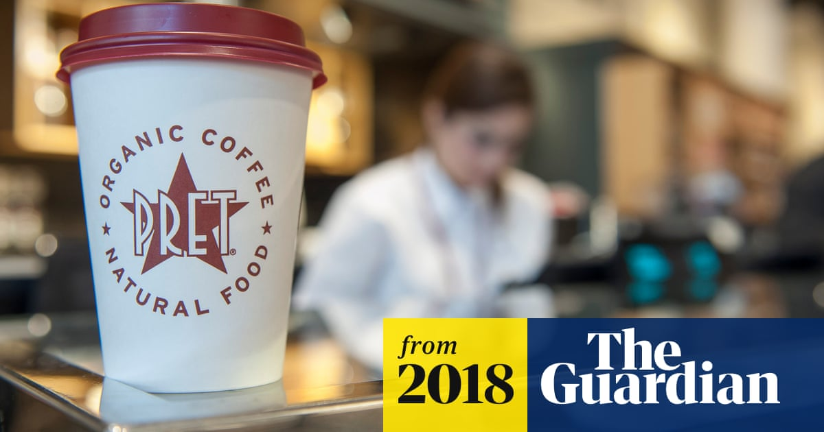 Pret A Manger Doubles Discount For Bringing Reusable Coffee