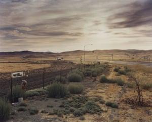 James Dean, Route 46 – Cholame – (California)