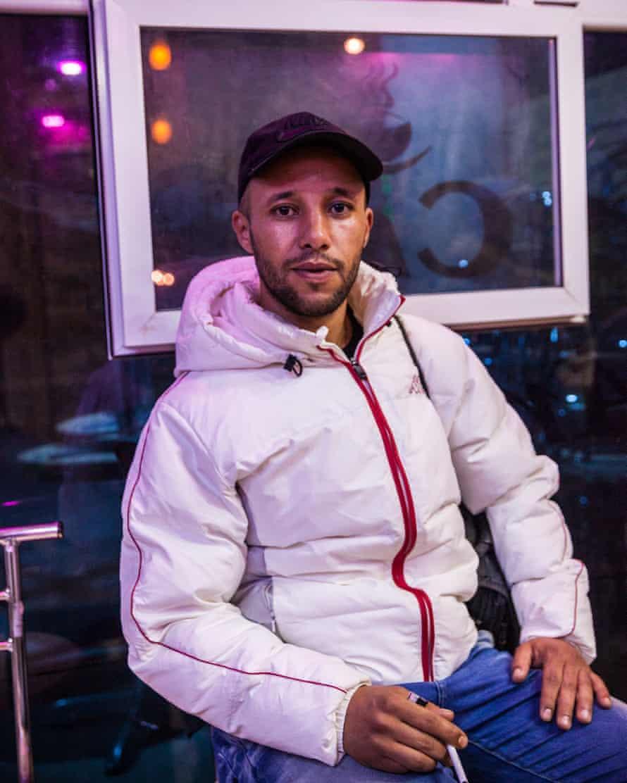 Bilal Gharby, a family friend of the Bouazizis
