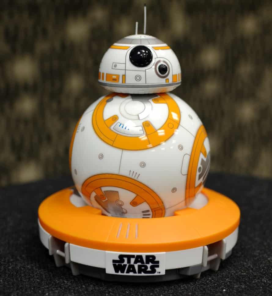Sphero BB8 Star Wars Force Awakens