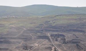 Sibovc coal mine is reported to have reserves of more than 1bn tonnes of lignite - the dirtiest form of coal. The mines will need to be expanded if the new plant is built, putting thousands of homes at risk in the surrounding villages.