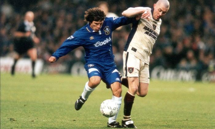 Golden Goal: Gianfranco Zola for Chelsea v West Ham (1996) | Jacob ...