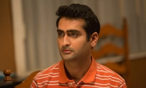Kumail Nanjiani as Dinesh in Silicon Valley