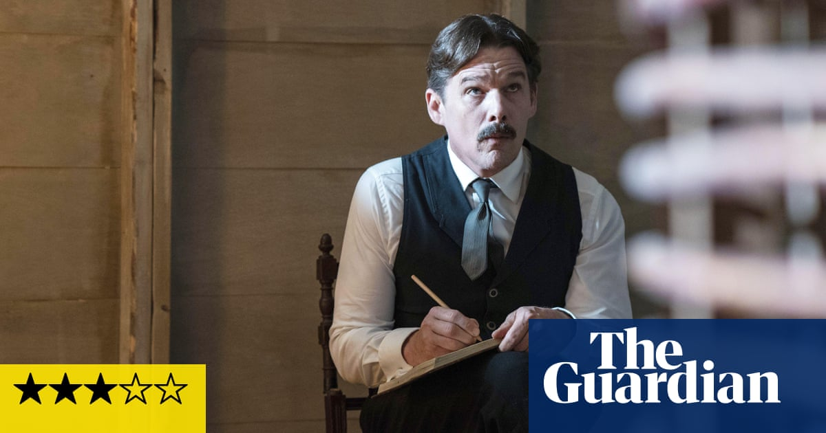 Tesla review – portrait of an inventor out of step with his time