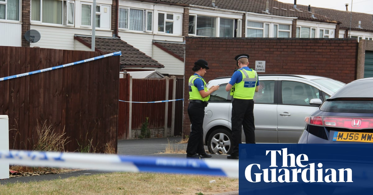 23c817e6f52c9 Man in his 20s shot dead in residential area of Wolverhampton. This article  is more than 9 months old