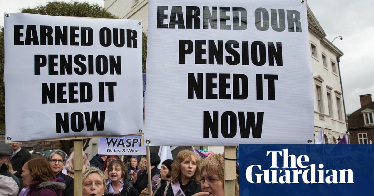 UK state pension payment delays leave many in 'dire financial straits'