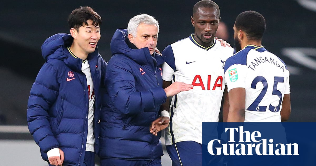 Moussa Sissoko believes José Mourinho is turning Tottenham into winners
