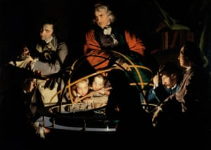 Joseph Wright's A Philosopher Lecturing on the Orrery, owned by Derby Museum and Art Gallery, which faces cutbacks.