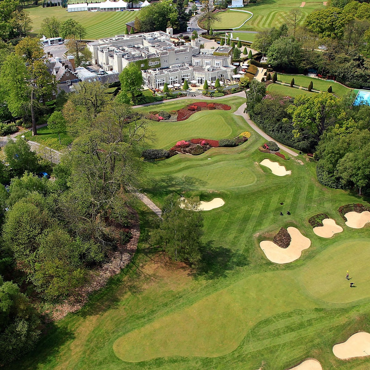 The rich vs the very, very rich the Wentworth golf club rebellion ...