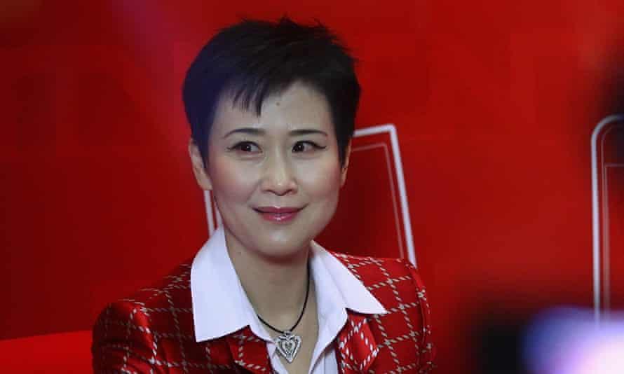 Li Xiaolin in March 2011 in Beijing, China