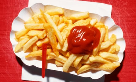 'Why does ketchup make chips taste so much better?'
