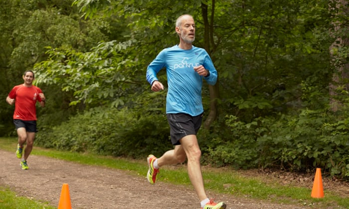 Running in the parks with the runners in this country is the best thing in the world :   Paul Sinton-Hewitt, Founder of parkrun