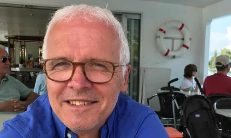Chris Mawson had been a county diving champion and continued to do handstands throughout his life. He became an expert on the work of the psychoanalyst Wilfred Bion
