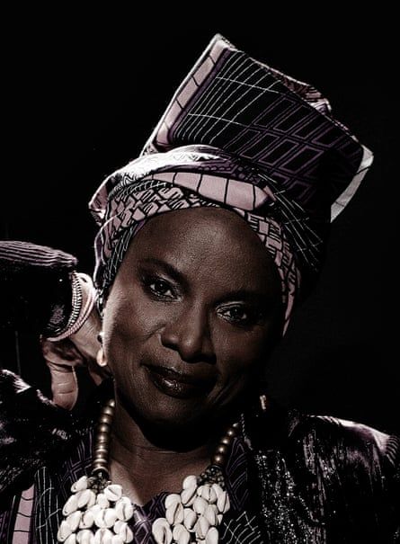 Angelique Kidjo.