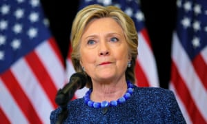 Hillary Clinton held an unscheduled news conference to talk about FBI inquiries into her emails.
