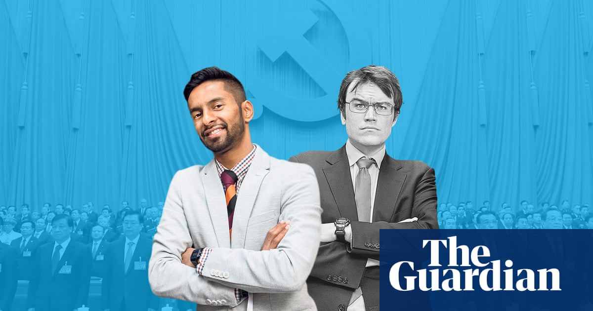 Monkman and Seagull's brainbox quiz of 2017 | World news | The Guardian