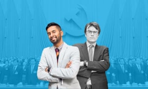 Monkman and Seagull … let's just hope you're up to speed on Chinese politics …