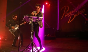 Panic! at the Disco review – emo pop for a teen rebellion
