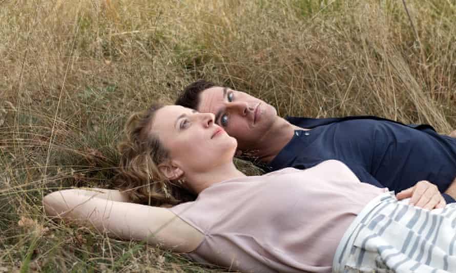 'Unexpected depth': Maren Eggert and Dan Stevens in I'm Your Man