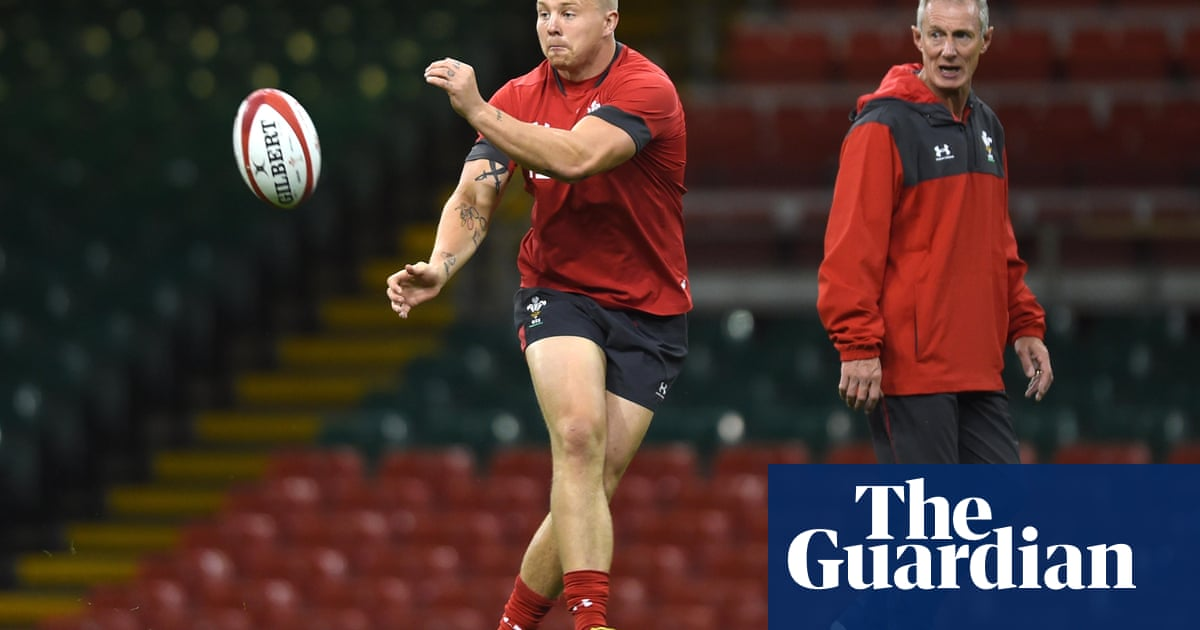 Wales's James Davies: 'I take opportunities and change opinions'   Paul Rees