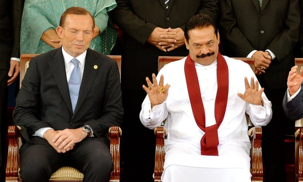 Abbott\'s Sri Lanka comments \'excuse war crimes\', Tamil refugee advocates say