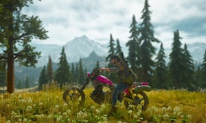 The scenery in Days Gone is breathtakingly detailed, perfectly capturing the varied landscapes of the Pacific Northwest