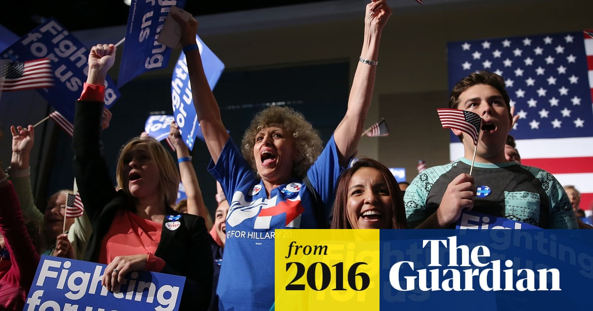 official photos 0d5c7 34d3f Donald Trump and Hillary Clinton surge ahead after key primary wins   US  news   The Guardian
