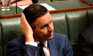Labor climate spokesman Mark Butler: 'Some cling to these fuels as if a future where their use winds down and eventually ends is also a world where our shared prosperity ends.'