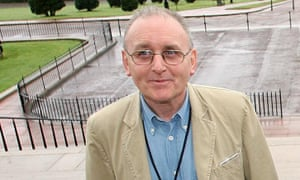 Denis Donaldson pictured in 2005 while he was Sinn Féin's head of administration.