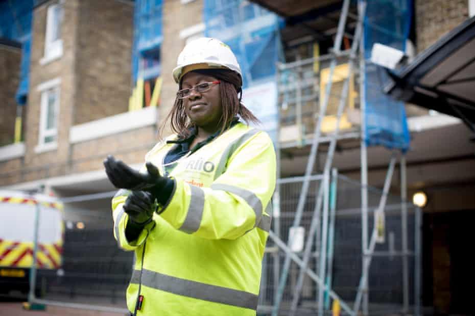Michelle Umagho-Ukueku, health and safety advisor.
