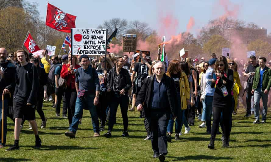 Freedom march, London, UK.