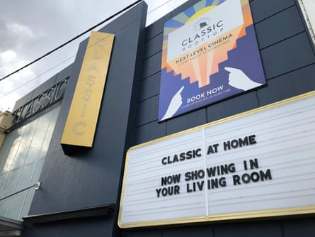 Classic Cinemas in Elsternwick, Melbourne.