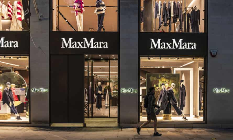 Max Mara store